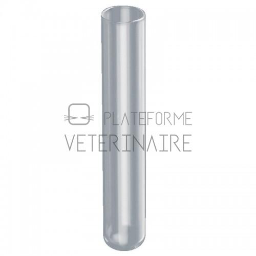 TUBE HEMOLYSE VERRE 75X12 MM EP. 8/10 (X 500)