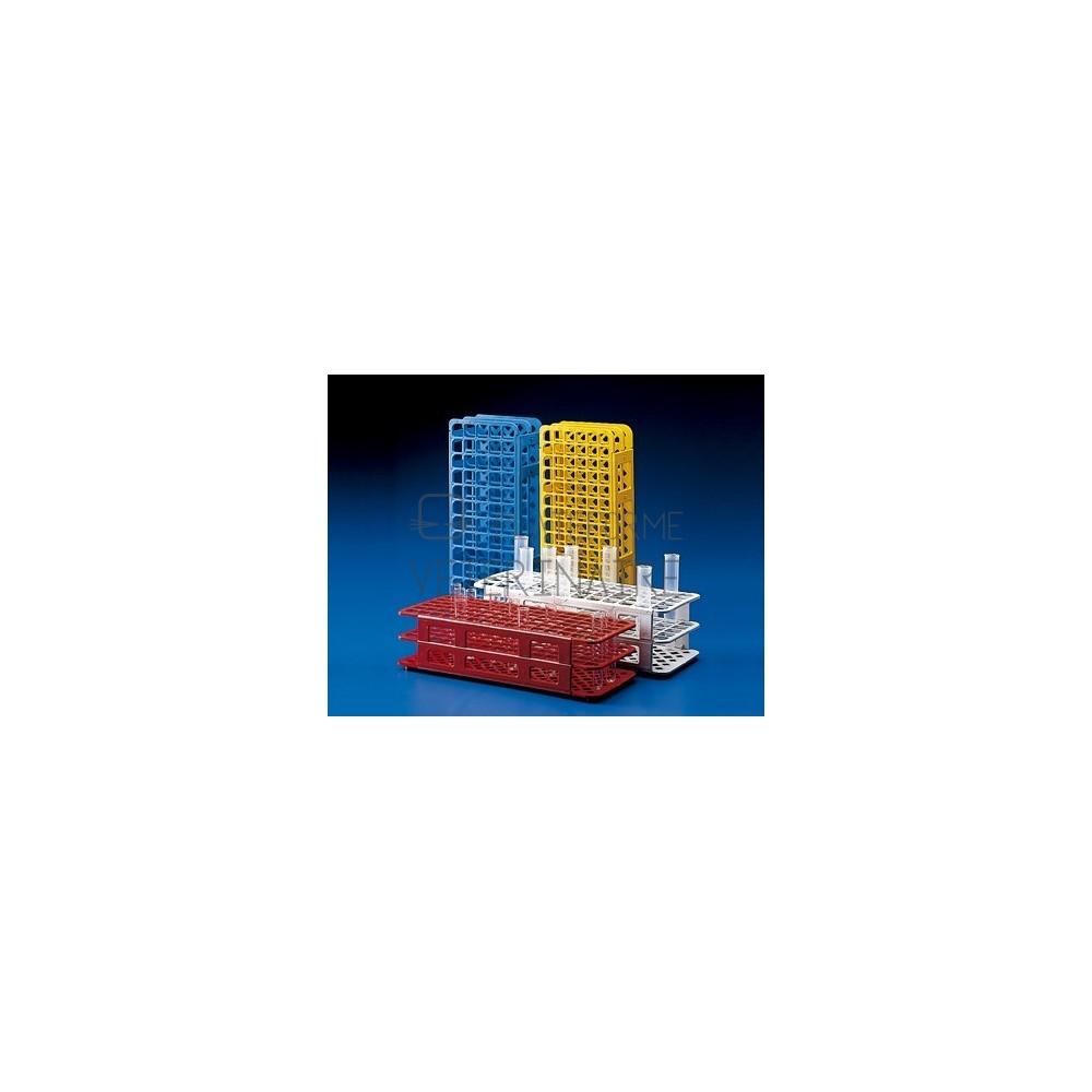 PORTOIR K PLIABLE 90 TROUS PR TUBE/HEMOLYSE 13 MM ®