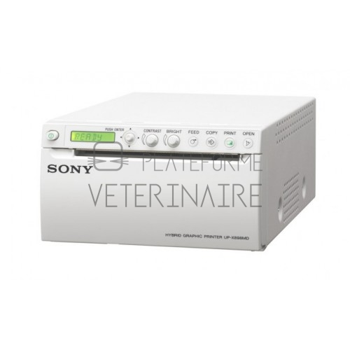 IMPRIMANTE VIDEO N/B PAPIER FORMAT A6 SONY UP-X898MD