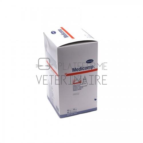 COMPRESSE NON TISSE STERILE 10 X10CM - (PAQUET DE 40 X 5)