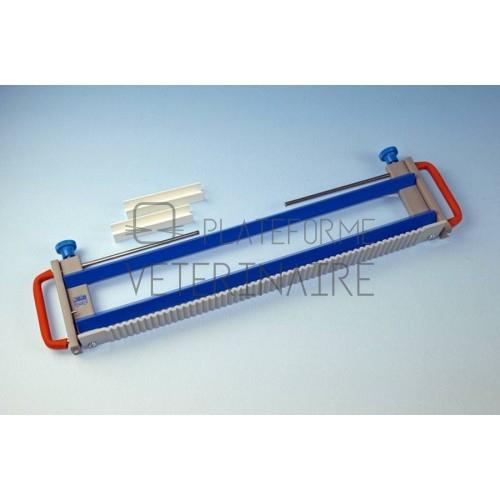 PIPETTE CAPILLAIRE 20µL UU HEPARINEE LONG.30,5MM (X 100)