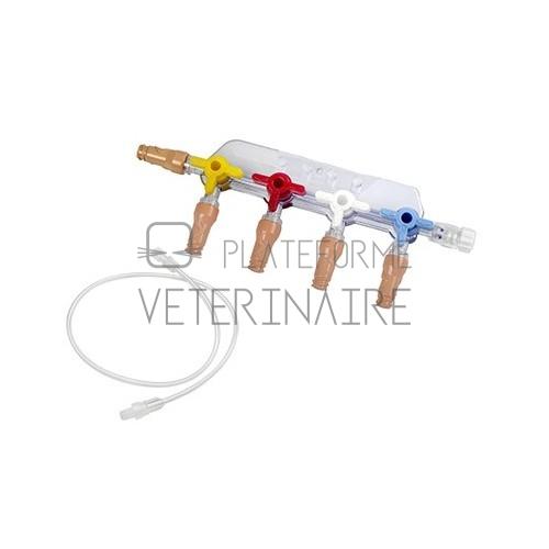 RAMPE 4 ROBINETS AVEC PROLONGATEUR 200 CM (X50)