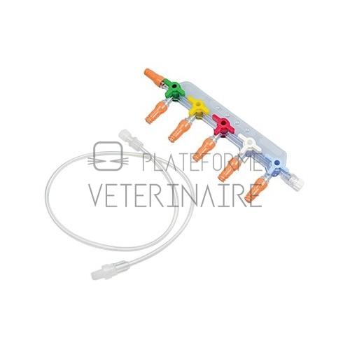 RAMPE 5 ROBINETS AVEC PROLONGATEUR 200 CM (X50)