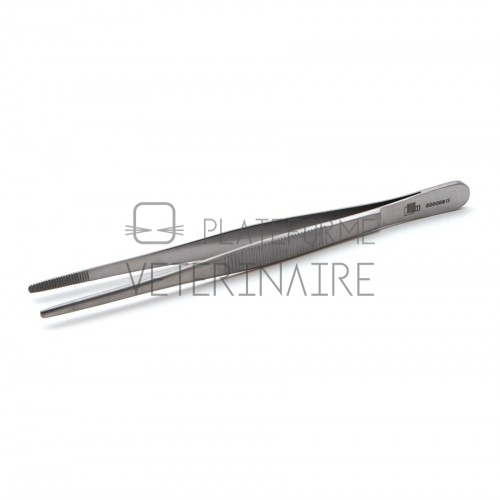 PINCE DISSECTION FINE S/G 18 CM