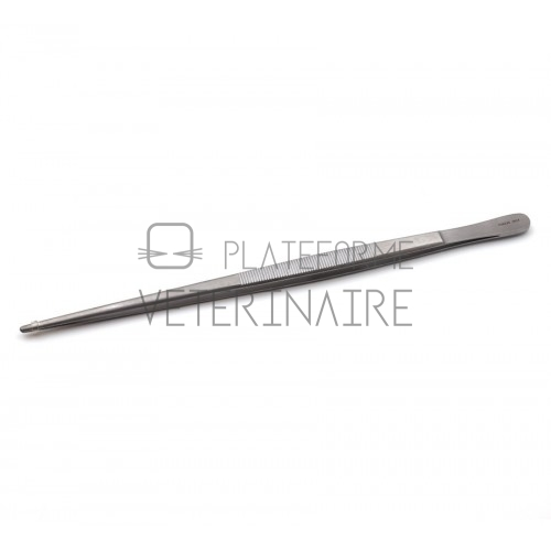 PINCE DISSECTION S/G 25 CM