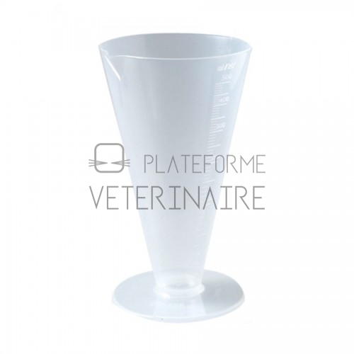 VERRE A EXPERIENCE PP 1000 ML