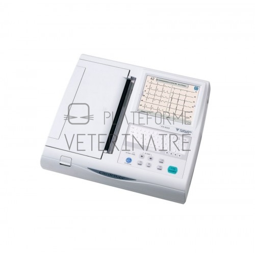 ELECTROCARDIOGRAPHE FUKUDA 8322 12 PISTES + INTERPRETATION