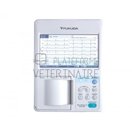 ELECTROCARDIOGRAPHE FUKUDA DENSHI 3 PISTES FCP-8100