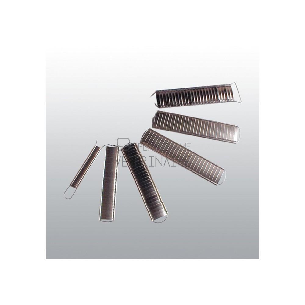AGRAFES DE MICHEL - PERFECT -  7,5 MM  (X100)