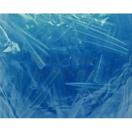 "CONE BLEU ""K"" POUR MICROPIPETTE 100-1000 µL (X 1000)"