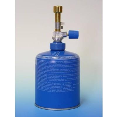 BRULEUR BUTANE ADAPTABLE CAMPING GAZ COMPLET