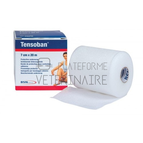 BANDE DE PROTECTION TENSOBAN 20M X 7CM
